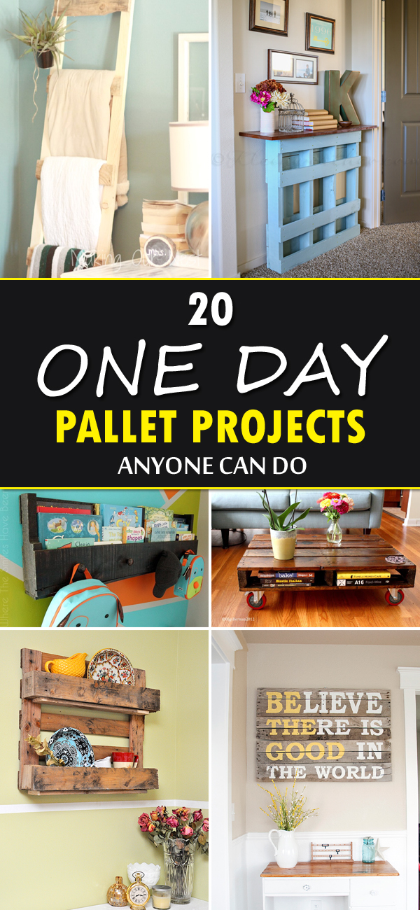 Pallet Projects Part - 32: For DIYers