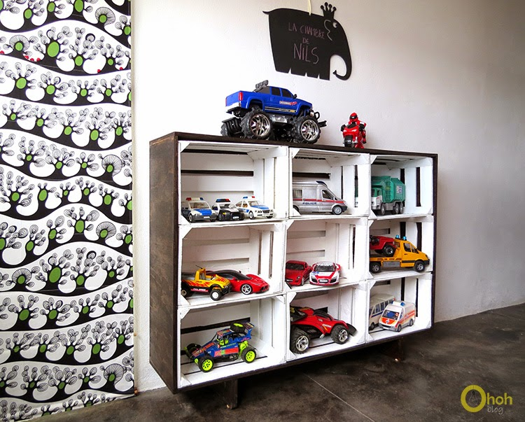 Crates Storage