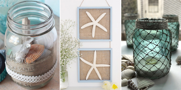15 Diy Nautical Decor Ideas