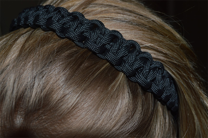 Paracord Headband