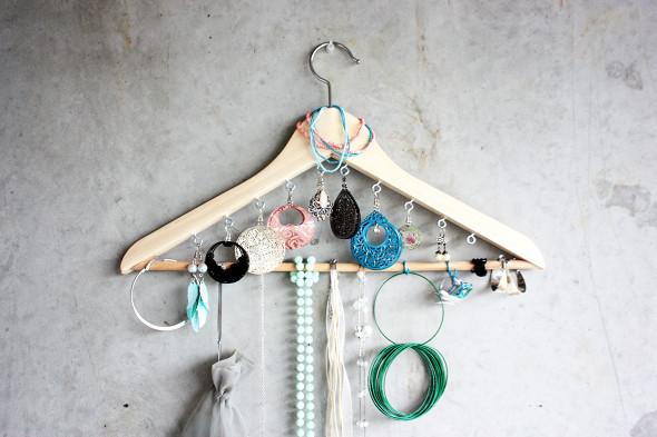 Hanger Jewelry Organizer
