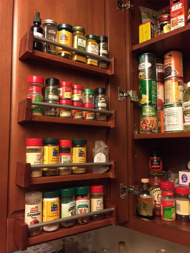 Spice Storage