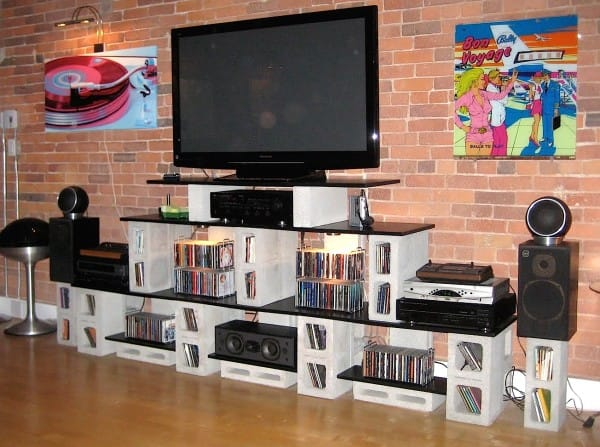 Cool Entertainment Center