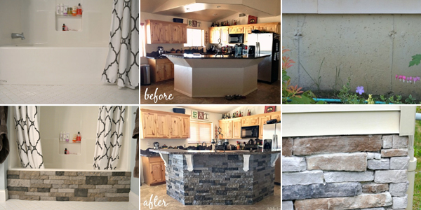Ways to Update Your Home With Stone