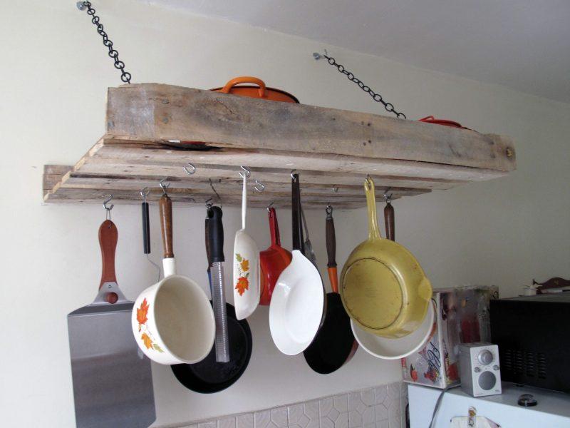 hanging pallet rack