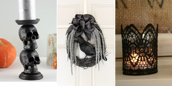 Elegant DIY Halloween Decor Ideas
