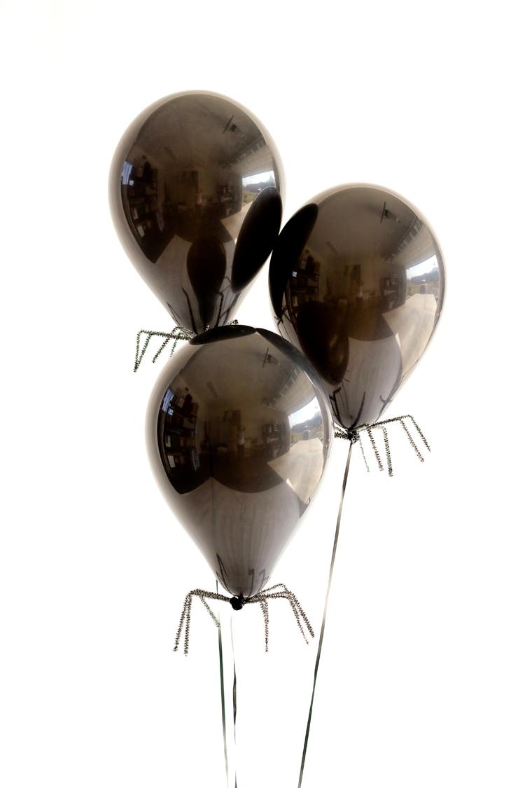 Spider Balloons