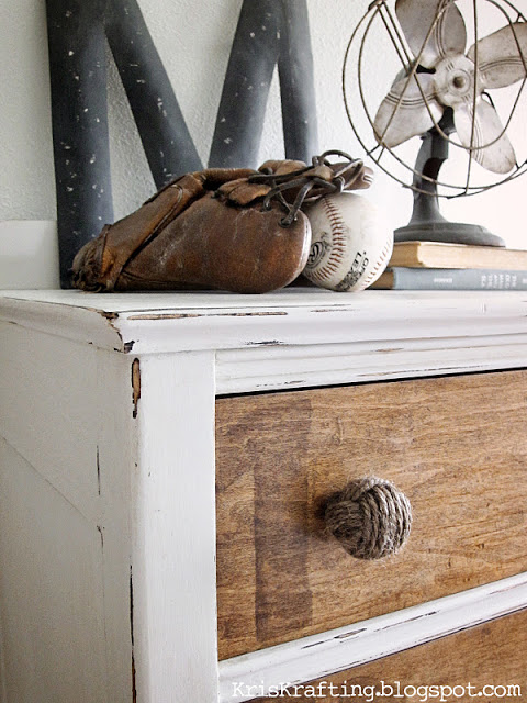 Makeover your Old Knobs with Jute Twine