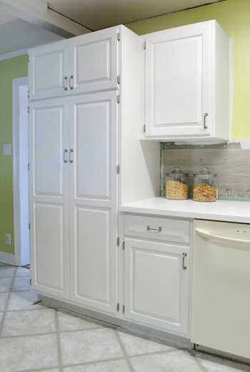 Paint Your Cabinets