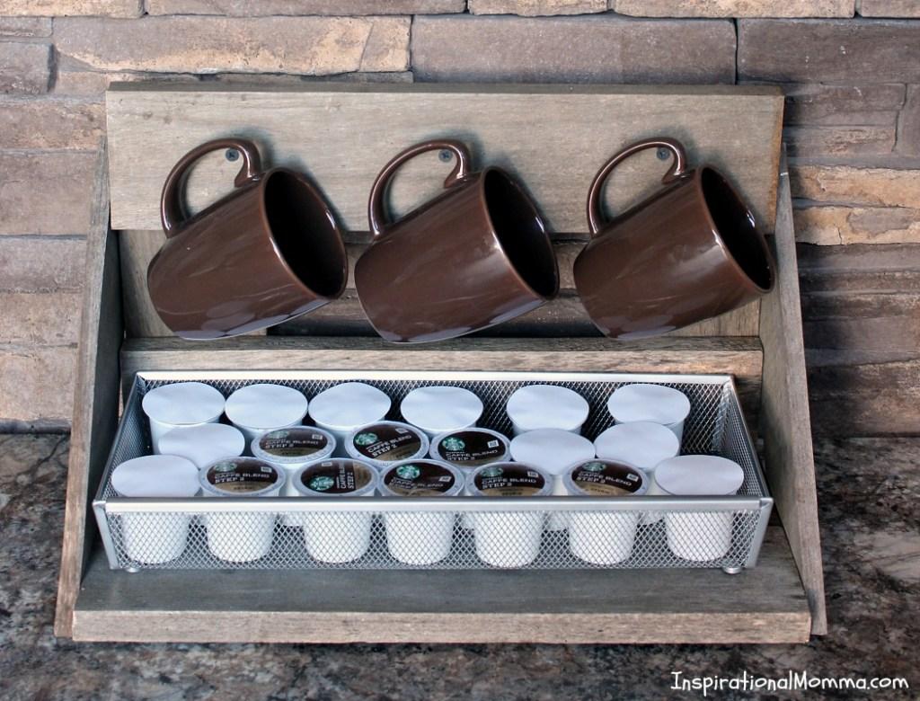 10 Creative Diy Coffee Mug Storage Ideas