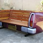 Car Frame Sofa