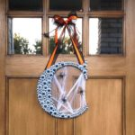 Googly Eye Monogram Wreath