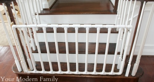 Baby Gate for the Stairs