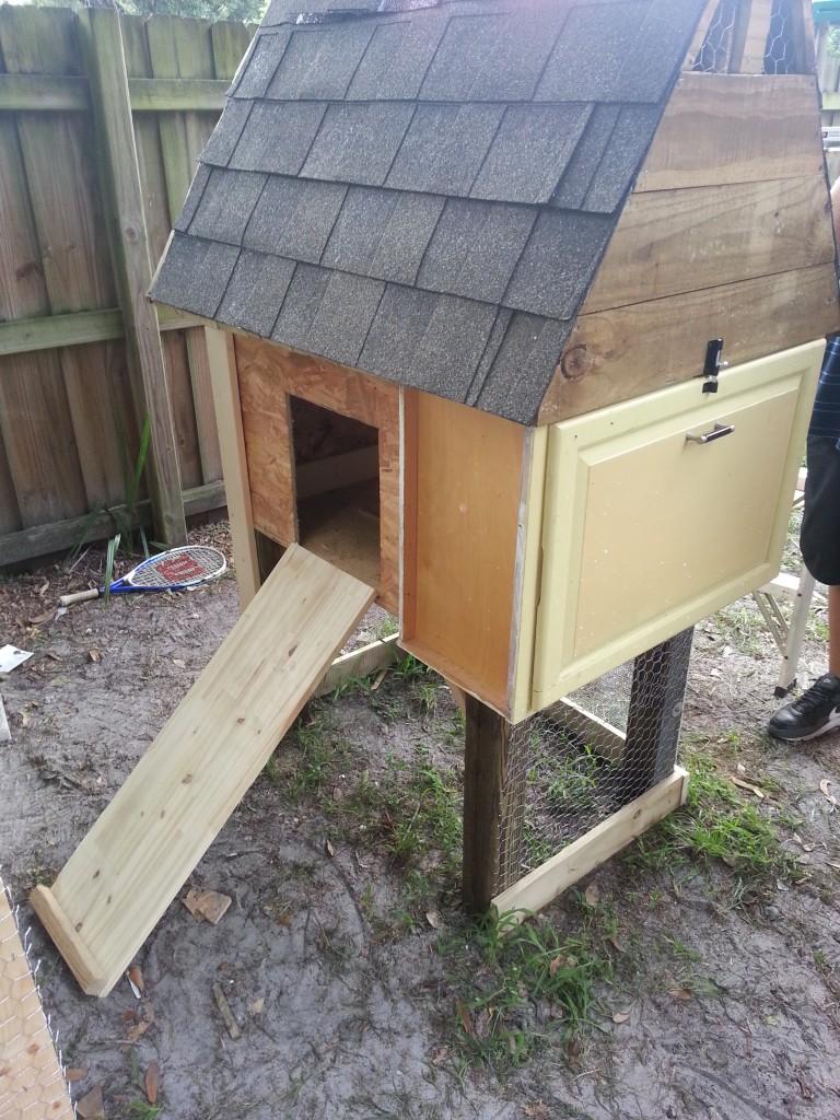 $50 Chicken Coop