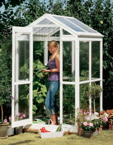 The Fold Up Greenhouse