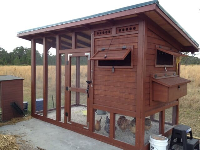 The Palace Chicken Coop by Steamy Kitchen