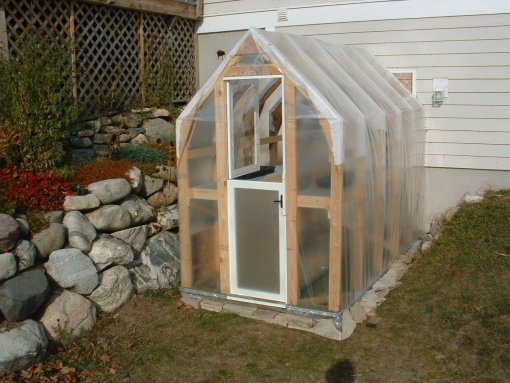 Thrifty Greenhouse
