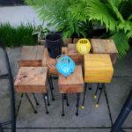 Modular Patio Coffee Table