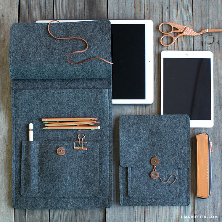 Felt Tablet Cover