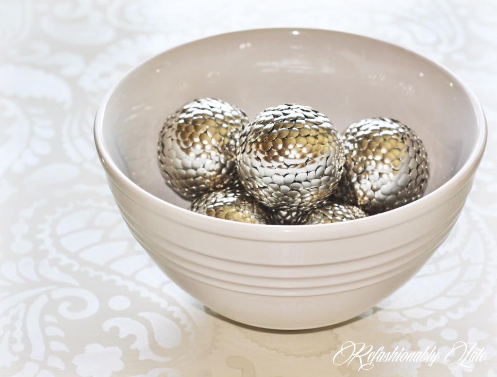 Thumb Tack Styrofoam Balls