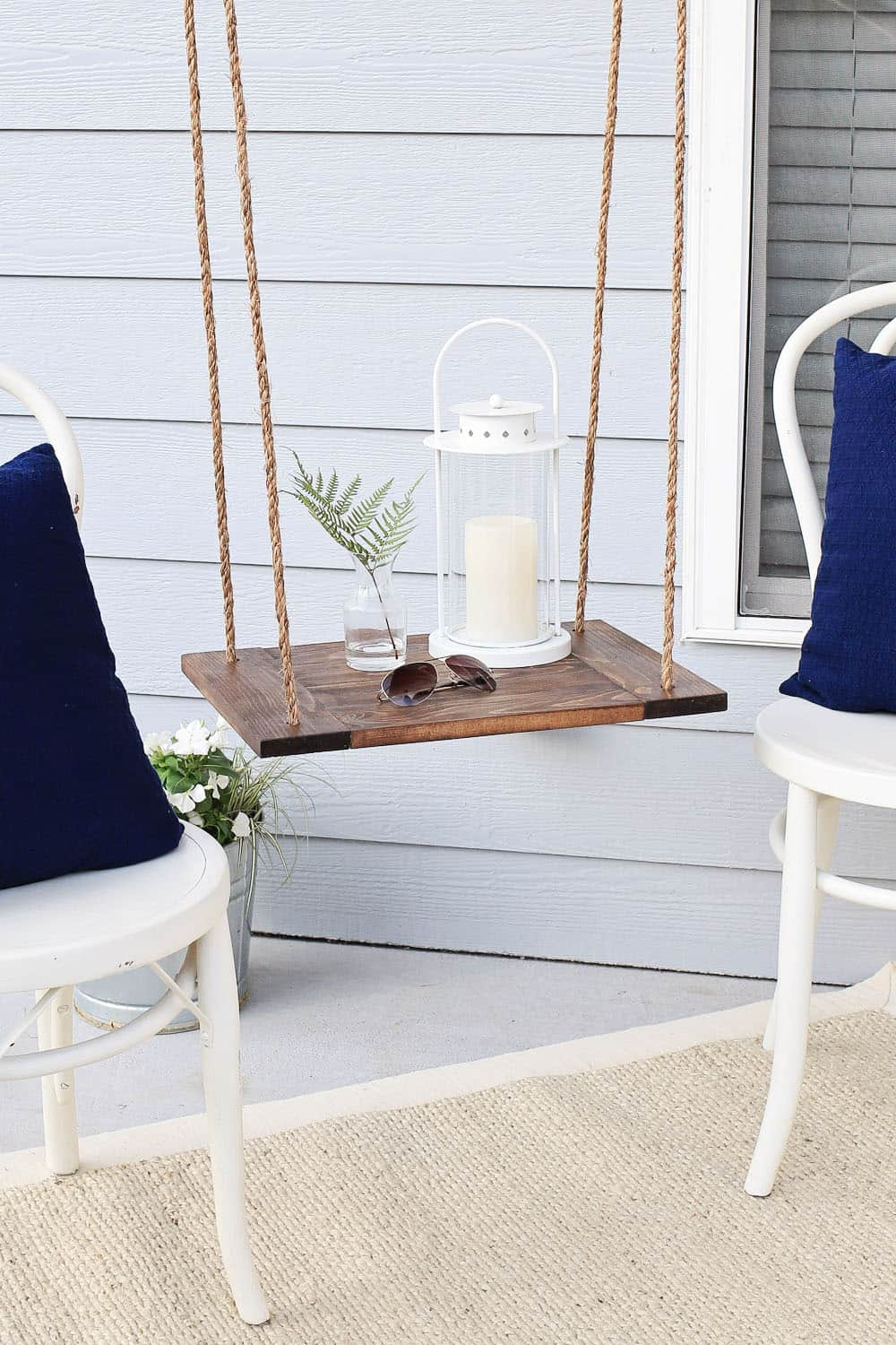 Hanging Patio Table
